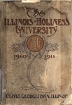 Second Annual Catalogue of Illinois Holiness University 1910-1911