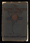 Fourth Annual Catalogue of Illinois Holiness University 1912-1913