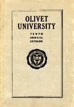 Tenth Annual Catalog – Olivet University 1918-1919