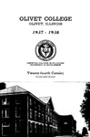Olivet College Twenty-fourth Annual Catalog 1937-1938