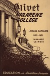 Olivet Nazarene College Annual Catalog 1950-1951