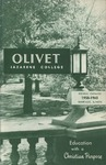 Olivet Nazarene College Biennial Catalog 1958-1960