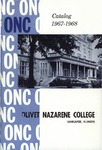 Olivet Nazarene College Annual Catalog 1967-1968