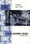 Olivet Nazarene College Annual Catalog 1967-1968