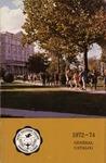 Olivet Nazarene College Biennial Catalog 1972-1974