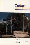 Olivet Nazarene College Annual Catalog 1978-1979