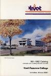 Olivet Nazarene College Annual Catalog 1981-1982