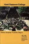 Olivet Nazarene College Annual Catalog 1983-1984
