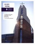 Olivet Nazarene University Annual Catalog 2012-2013