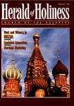 Herald of Holiness Volume 87 Number 02 (1998) by Wesley D. Tracy (Editor)