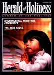Herald of Holiness Volume 87 Number 11 (1998) by J. Wesley Eby (Editor)