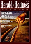 Herald of Holiness Volume 86 Number 04 (1997) by Wesley D. Tracy (Editor)