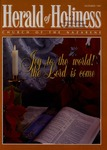 Herald of Holiness Volume 86 Number 12 (1997)