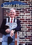 Herald of Holiness Volume 82 Number 02 (1993) by Wesley D. Tracy (Editor)