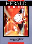 Herald of Holiness Volume 78 Number 01 (1989) by W. E. McCumber (Editor)