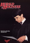 Herald of Holiness Volume 76 Number 02 (1987)
