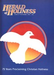 Herald of Holiness Volume 76 Number 07 (1987) by W. E. McCumber (Editor)