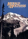 Herald of Holiness Volume 76 Number 15 (1987) by W. E. McCumber (Editor)