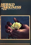 Herald of Holiness Volume 76 Number 16 (1987)