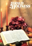 Herald of Holiness Volume 76 Number 22 (1987) by W. E. McCumber (Editor)