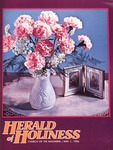 Herald of Holiness Volume 75 Number 09 (1986)