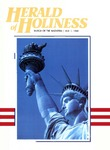 Herald of Holiness Volume 75 Number 13 (1986)