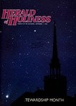 Herald of Holiness Volume 75 Number 17 (1986)