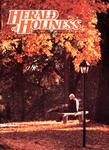 Herald of Holiness Volume 75 Number 20 (1986)