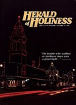 Herald of Holiness Volume 74 Number 24 (1985)