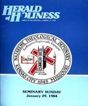 Herald of Holiness Volume 73 Number 02 (1984)