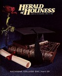 Herald of Holiness Volume 73 Number 08 (1984)