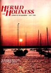Herald of Holiness Volume 72 Number 13 (1983)