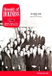Herald of Holiness Volume 51 Number 52 (1963)