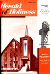 Herald of Holiness Volume 53 Number 16 (1964)