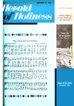 Herald of Holiness Volume 53 Number40 (1964)