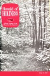 Herald of Holiness Volume 52 Number 21 (1963)