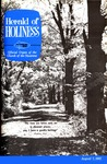 Herald of Holiness Volume 52 Number 24 (1963)