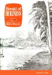 Herald of Holiness Volume 50 Number 29 (1961)