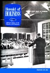 Herald of Holiness Volume 50 Number 31 (1961)