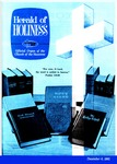Herald of Holiness Volume 50 Number 41 (1961)