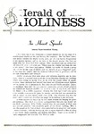Herald of Holiness Volume 49 Number 02 (1960)