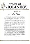 Herald of Holiness Volume 49 Number 06 (1960)