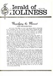 Herald of Holiness Volume 49 Number 07 (1960)