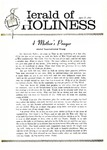 Herald of Holiness Volume 49 Number 09 (1960)