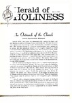 Herald of Holiness Volume 49 Number 10 (1960)