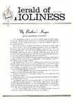 Herald of Holiness Volume 49 Number 11 (1960)