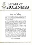 Herald of Holiness Volume 49 Number 14 (1960)