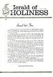 Herald of Holiness Volume 49 Number 16 (1960)