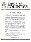 Herald of Holiness Volume 49 Number 19 (1960)