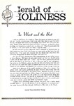 Herald of Holiness Volume 49 Number 23 (1960)